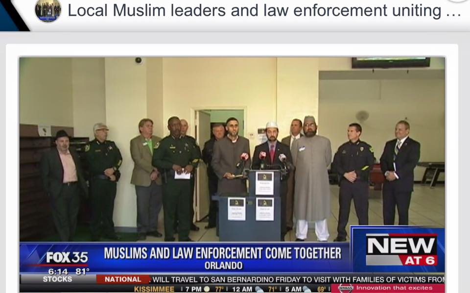 kissimmee muslim Obama: orlando families, we stand with you replay  trump again calls for ban on muslim immigrants watch donald trump evolve on banning muslim.